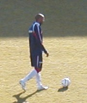 Thierry Henry, scorer of France's 2nd goal